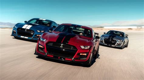 How Much Is The 2020 Ford Mustang Shelby Gt500 by 2020 Ford Mustang Shelby Gt500 Price Confirmed For