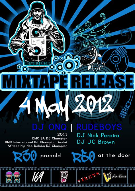south african house music 2012 new hits rude world launch their 1st official mixtape for 2012