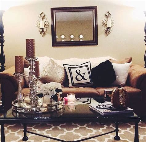 apartment living room ideas pinterest 1000 ideas about brown couch decor on pinterest living