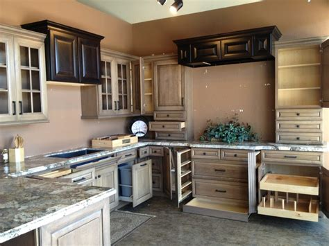 Kitchen Cabinet Features Cool Cabinet Features Other Metro By Hunts Home Interiors Design
