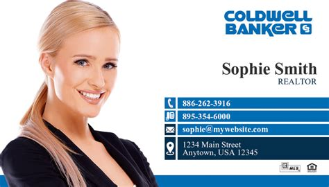 Coldwell Banker Business Cards