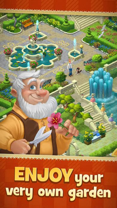 Gardenscapes Level 75 Gardenscapes New Acres On The App Store