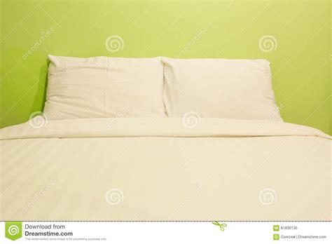 bed sheets and pillows white bed sheets and pillows stock photo image 61830130