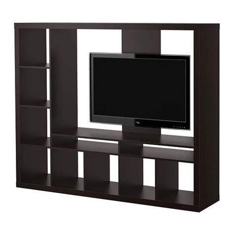ikea expedit entertainment center tv stand up to 55 quot flat