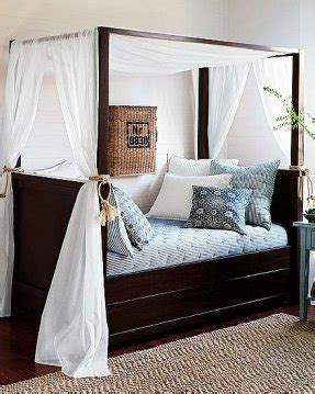 canopy daybed  trundle foter