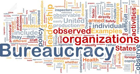 Bureaucracy by The Rise Of Bureaucracy In Georgia
