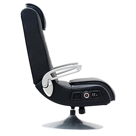 X Rocker Pro Series Pedestal Gaming Chair x rocker 4 1 pro series pedestal wireless chair 5129601 gaming chairs with speakers
