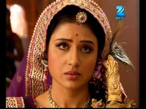 review of jodha akbar it s me and me all the way jodha akbar episode 213 best scene youtube