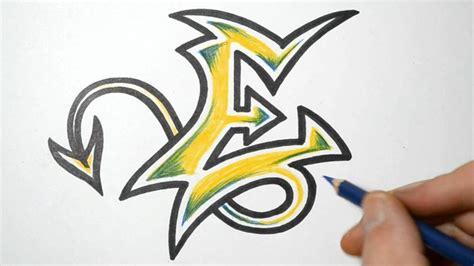 lettere graffiti how to do graffiti writing letter e