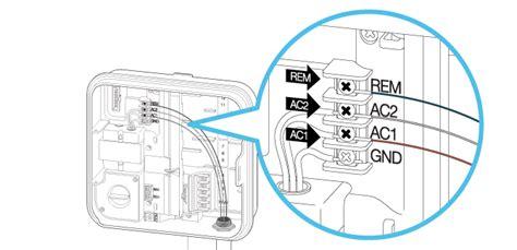 pro c wiring diagram pro c irrigation manual