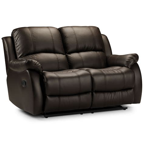 2 Seater Reclining Leather Sofa Reclining 2 Seater Leather Sofa Infosofa Co
