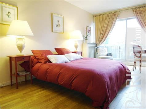 bedroom terms studio short term rental paris auteuil 75016 paris
