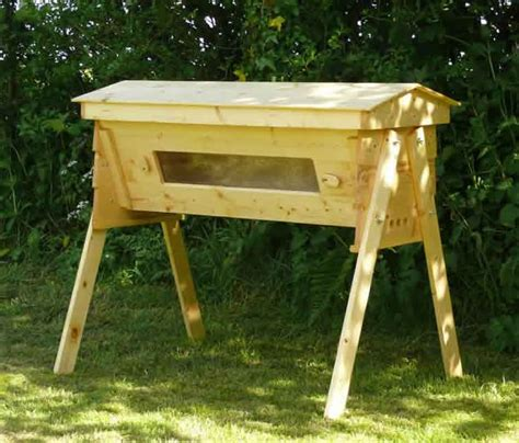 top bar hive beekeeping barb barton swarm