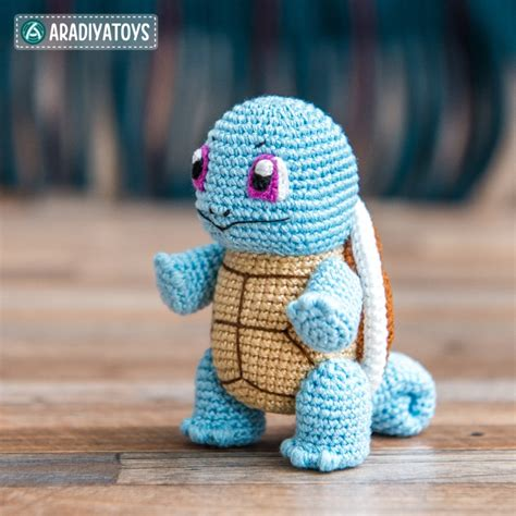 amigurumi squirtle pattern squirtle quot pokemon quot amigurumi pattern amigurumipatterns net