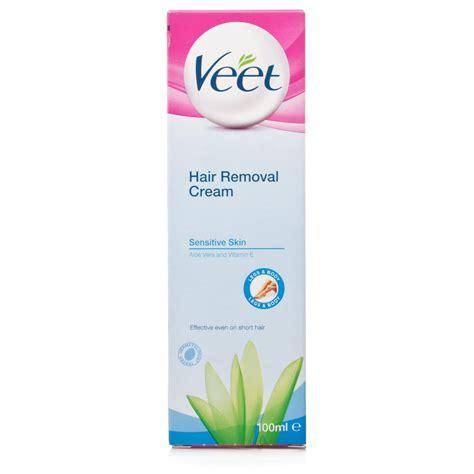 veet 5 minute hair removal for sensitive skin ebay