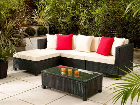 Ta Patio Furniture Garden Sofa Set Thesofa