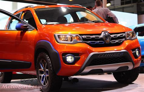 Kwid Climber & Racer Concepts: Pics, Features [Auto Expo 2016]