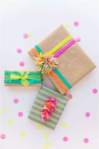 3 ways to wrap with tissue paper tell and