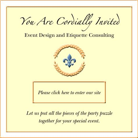 cordially invited event wedding design