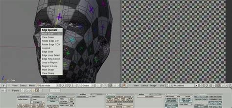 blender 3d unwrap tutorial how to unwrap uvs on a 3d human head model in blender