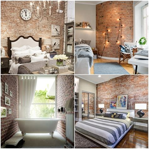 10 Incredible Ideas To Decorate And Spice Up A Brick Wall How To Decorate A Brick Wall