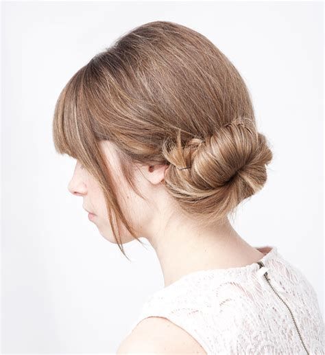 hairstyles fancy buns in the thick of it 3 fancy hairstyles for thick hair