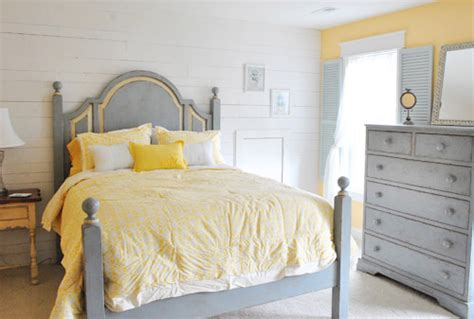 shabby chic bedroom yellow www imgkid com the image