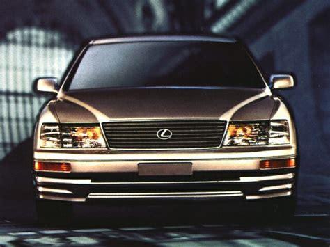 lexus ls400 1997 1997 lexus ls 400 overview cars com