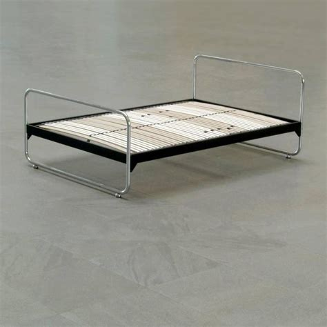 bed in german tubular steel bed in german modernism style circa 1930 for sale at 1stdibs