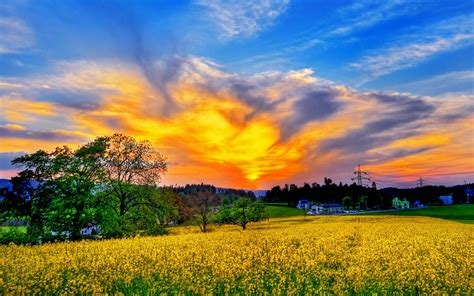 beautiful spring beautiful sky wallpapers wallpaper cave