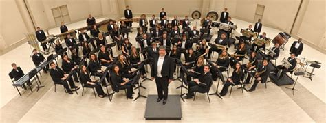 um school of music theatre image gallery symphony band