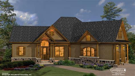 brick cottage house plans brick craftsman house mountain craftsman style house plans