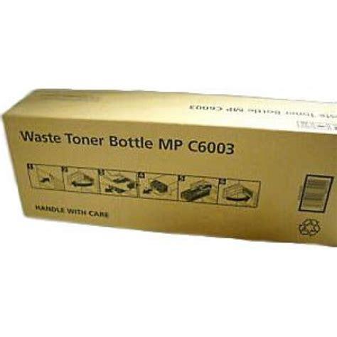 wasted mp ricoh d149 6400 waste toner bottle mp c3003 c3503