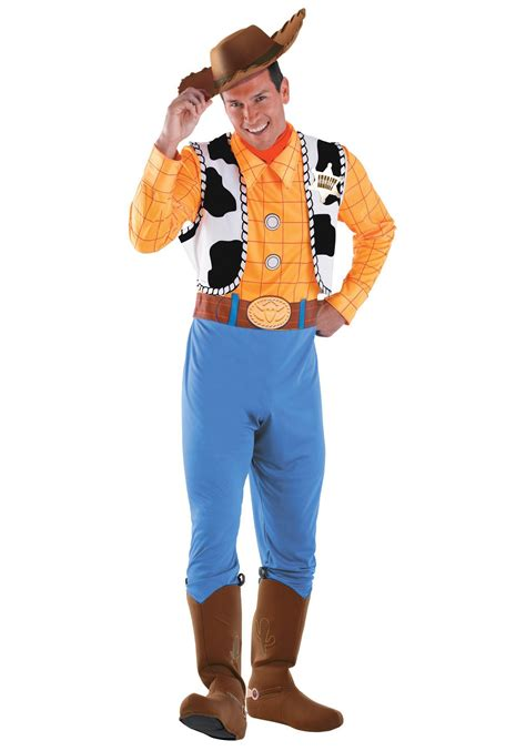 costume for adults woody costume