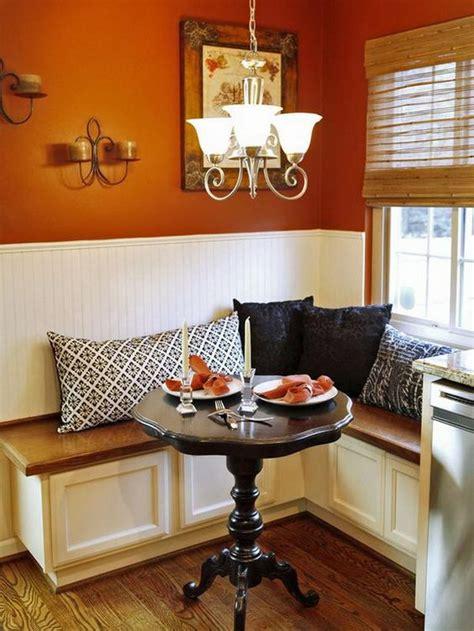 beautiful  cozy breakfast nooks hative