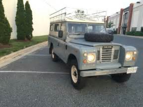 land rover series 3 109 for sale 1982 land rover series 3 109 for sale photos technical