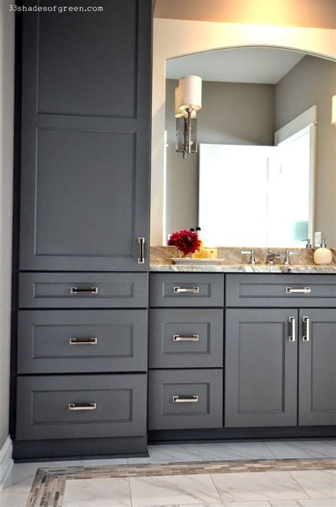 ideas for bathroom vanities and cabinets 25 best ideas about bathroom cabinets on pinterest