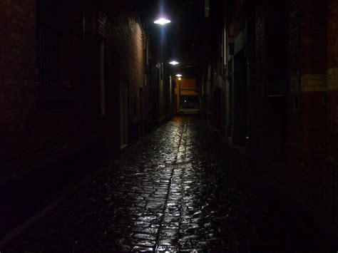 dark alleyway   lonsdale street