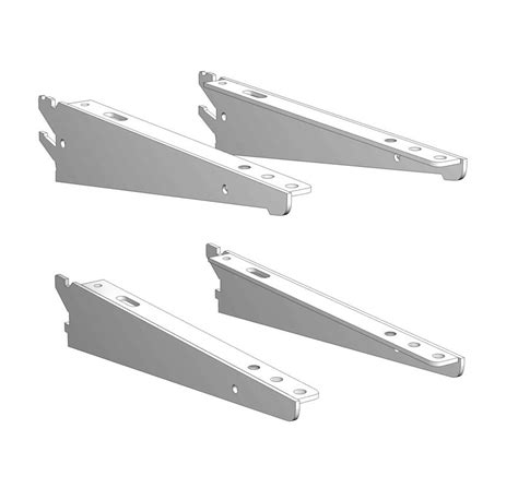 wire shelving brackets multi purpose brackets lozier