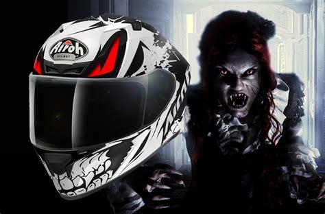 Airoh Valor Bone les 7 casques les plus effrayants dafy the