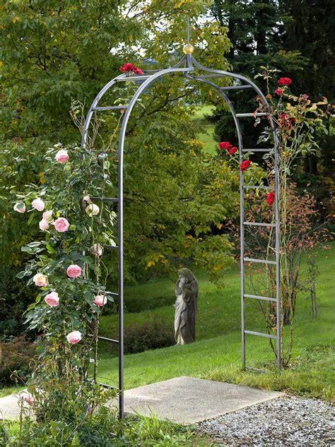 Rosenbogen Garten by Rosenbogen Aus Massivem Metall F 252 R Einen Garten Mit Charakter