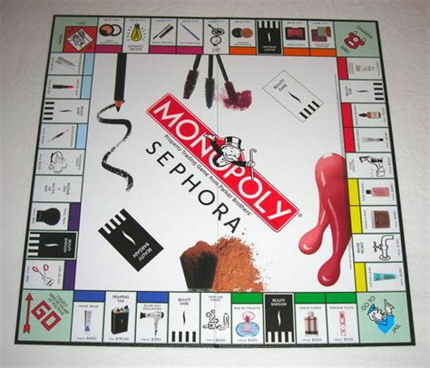 Sephora Monopoly by Sephora Edition Monopoly Wiki