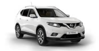 Nissan X Trail Nissan X Trail Launch Postponed For H1 2017