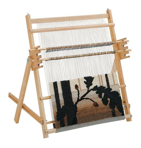 knitting loom stand schacht school loom stand weaving equipment halcyon yarn