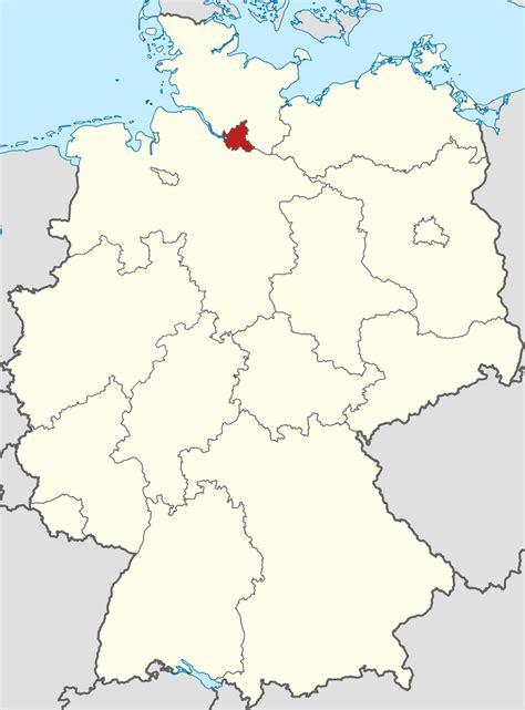 Deutsches Büro Grüne Karte Hamburg by Bundesland Hamburg