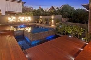Wooden Handrails For Outdoor Steps Decking Designs Brisbane Timber Deck Design Decking