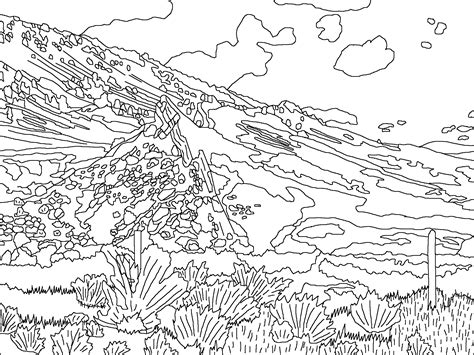 water erosion coloring page erode coloring pages