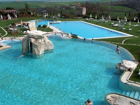 bagno vignoni adler hotel pool market righi