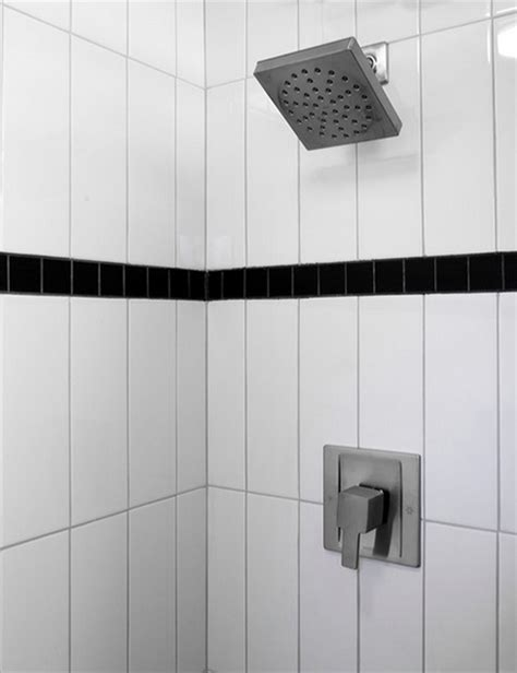 going vertical with subway tile subway tile patterns