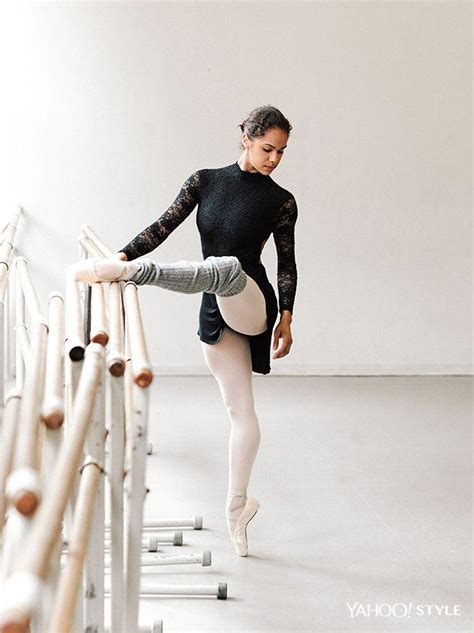 misty copeland talks wedding plans body image and workout blend in misty copeland named first african american
